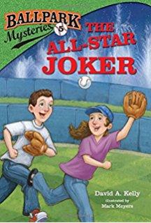 Ballpark Mysteries